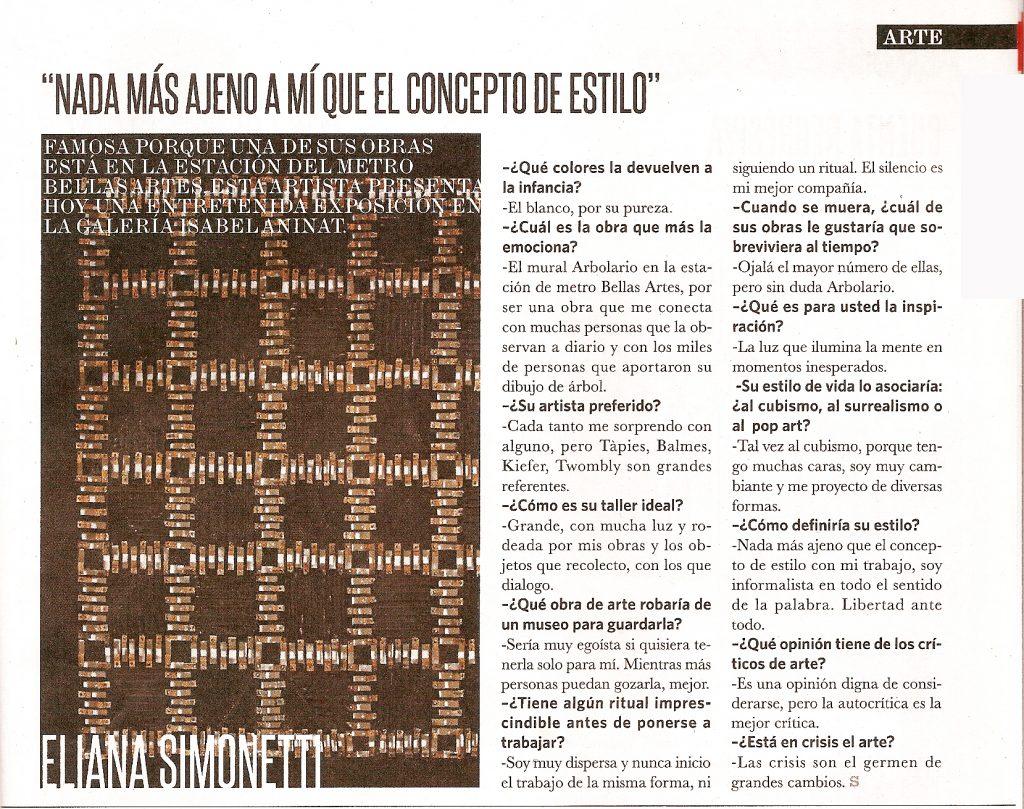 Revista del Sábado 13 abril 2013